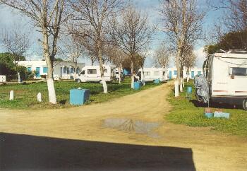 Campingplatz in Asilah