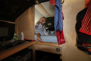 Schlafzimmer im Mog